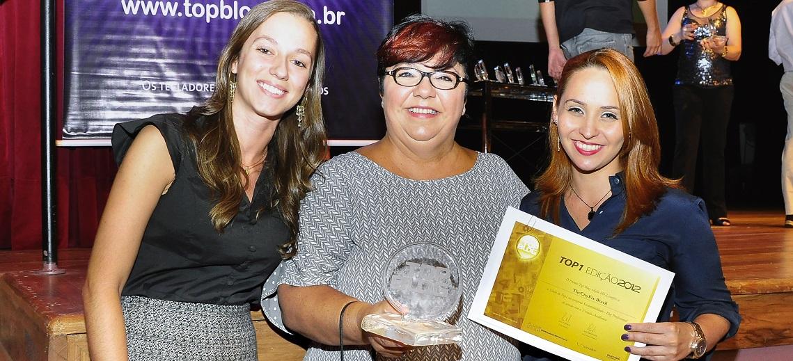 TheCityFix Brasil wins national Top Blog 2012 award. Photo by EMBARQ Brazil.