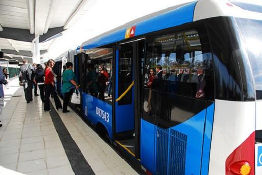Transoeste BRT in Rio de Janeiro