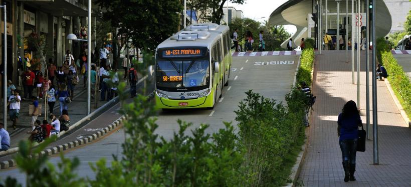 Belo Horizonte's MOVE BRT system