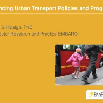 urban policies essay