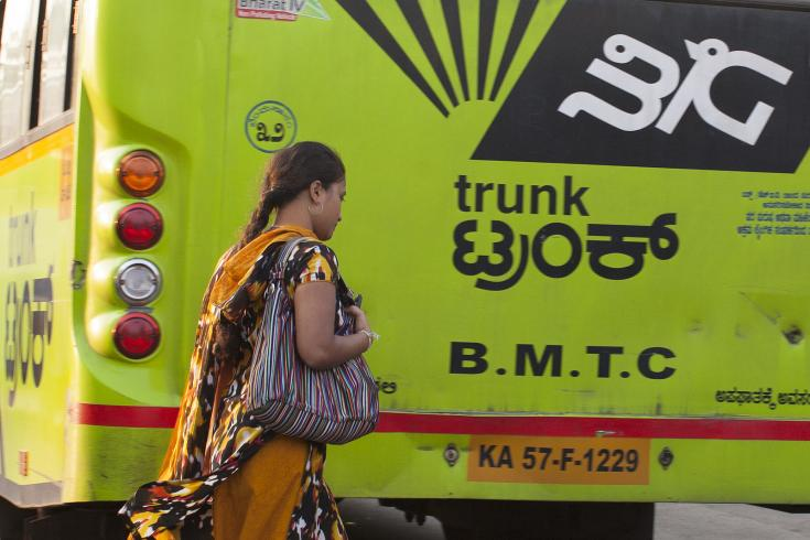 BIG Bus and BMTC